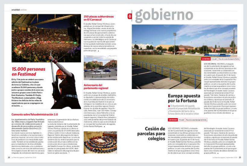 Revista La Plaza de Leganés 7