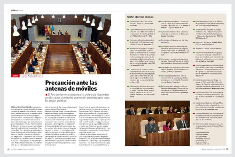 Revista La Plaza de Leganés 8