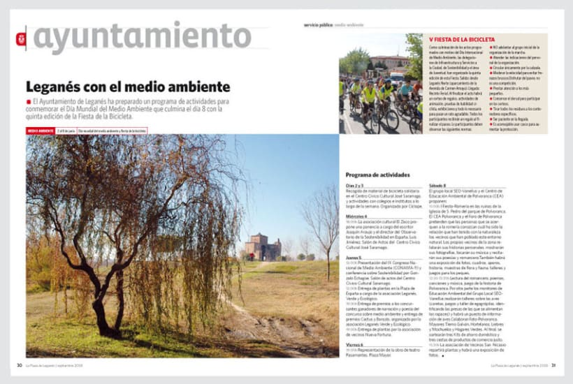 Revista La Plaza de Leganés 11