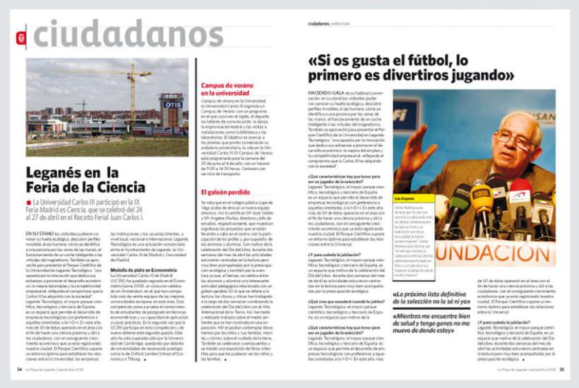 Revista La Plaza de Leganés 13