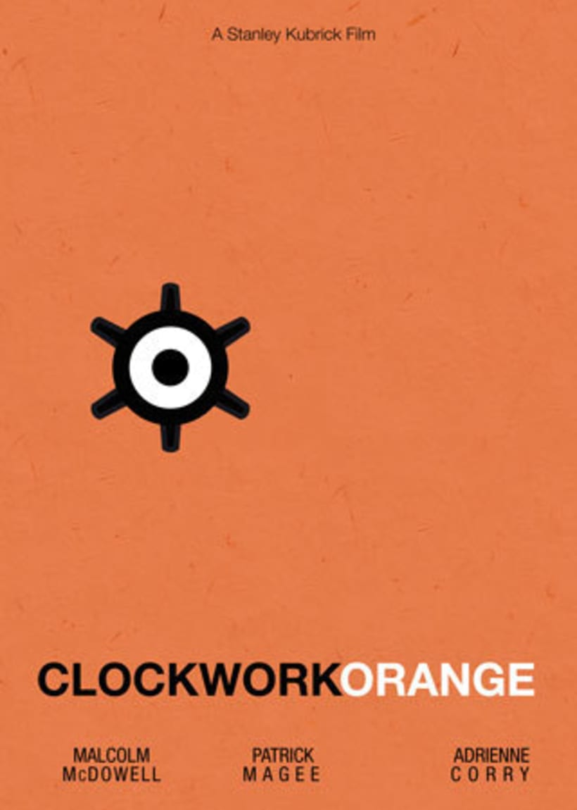 Clockwork orange 1