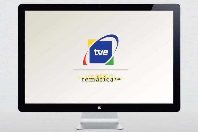 TVE Temática 1