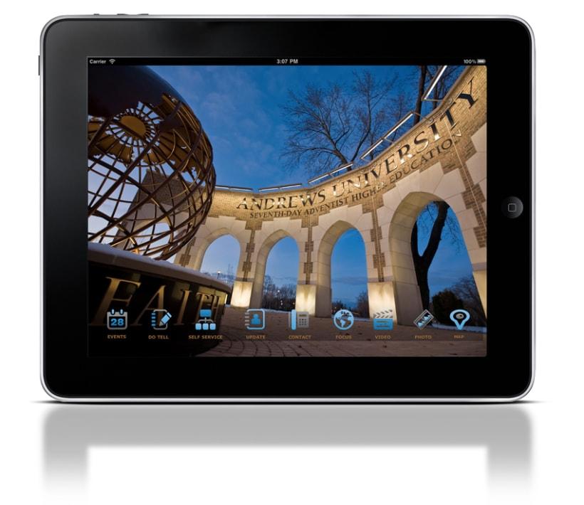 iPhone / iPad Andrews University 1