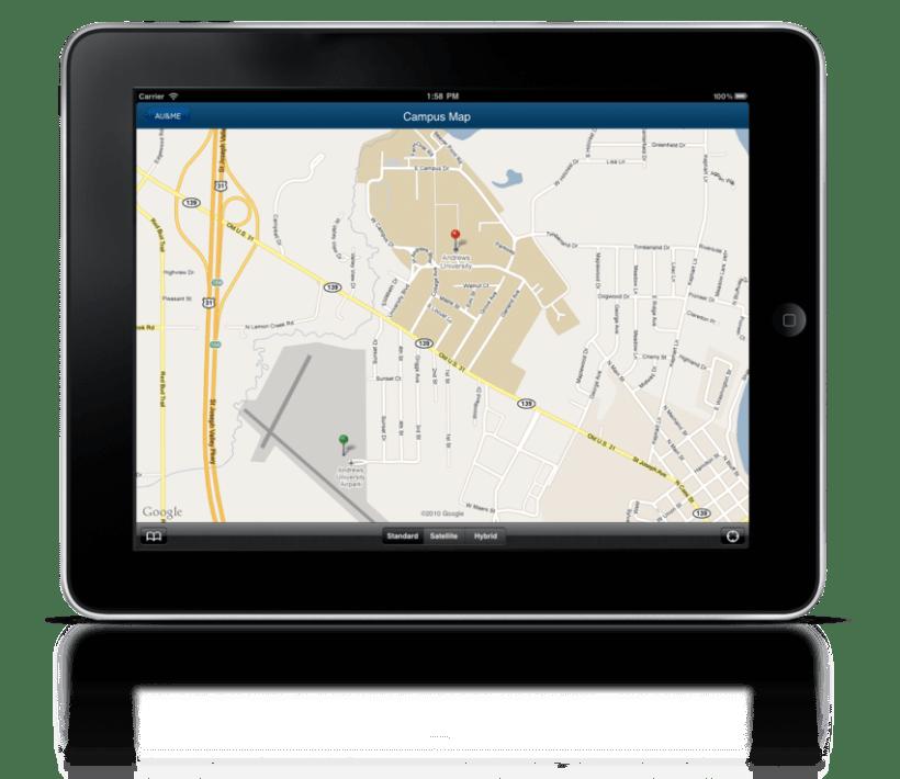 iPhone / iPad Andrews University 2