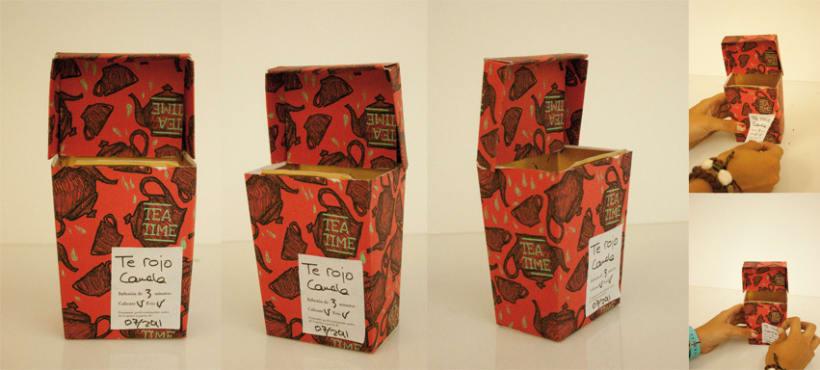 Caja para té a granel 4