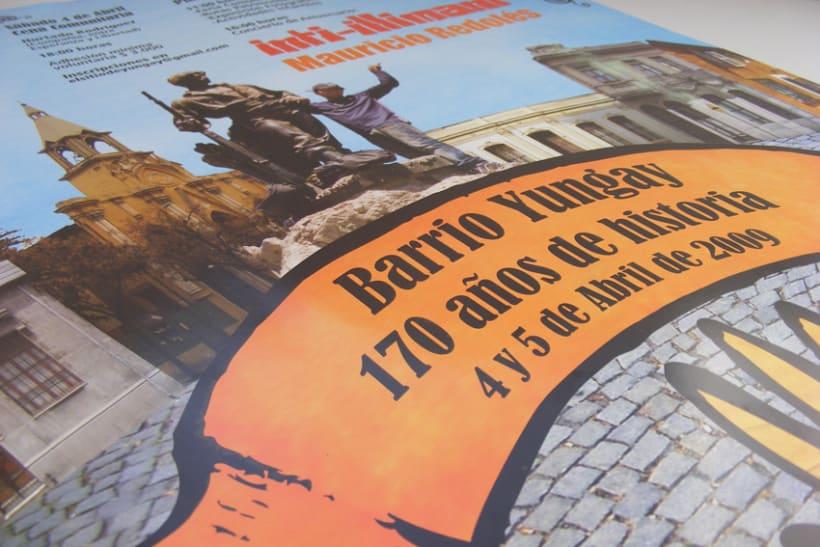 Barrio Yungay 170 años de historia 3