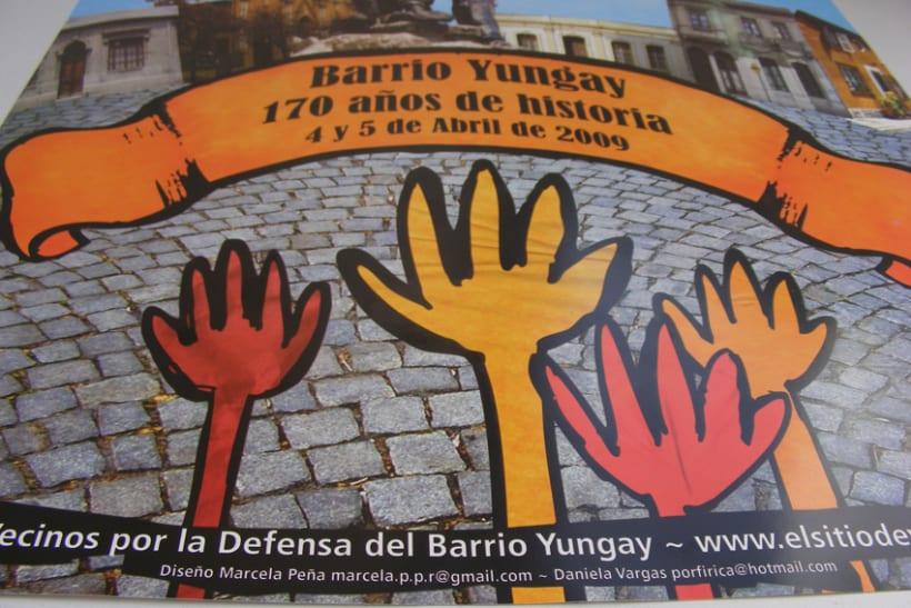 Barrio Yungay 170 años de historia 4