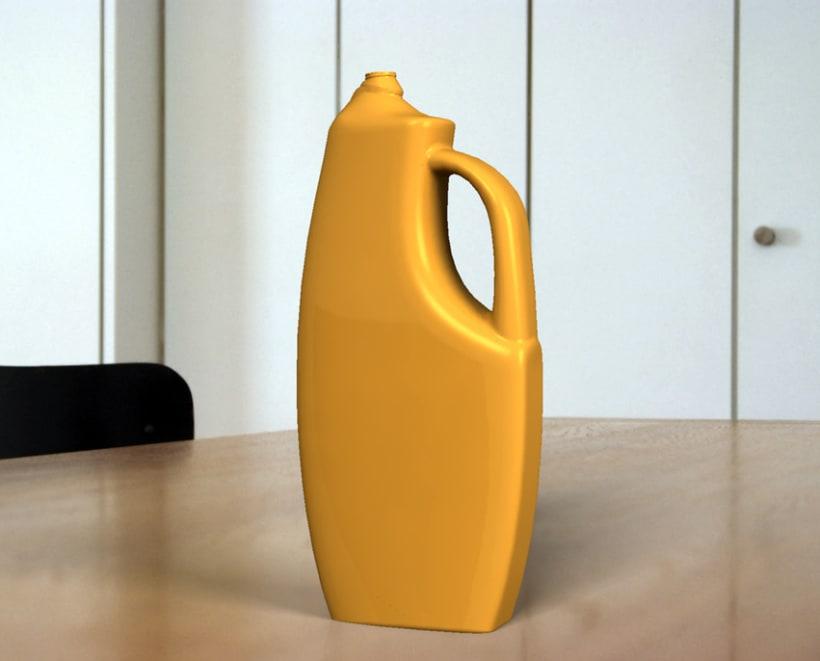 Modelado de botella 2