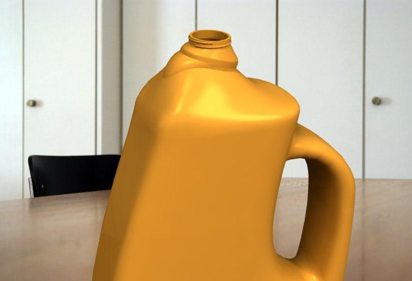 Modelado de botella 3