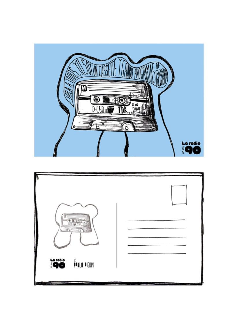 La radio en los 90 2