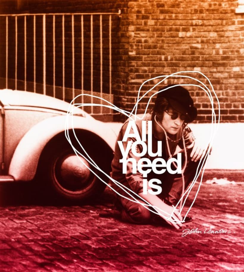 Beatles+Helvética 2