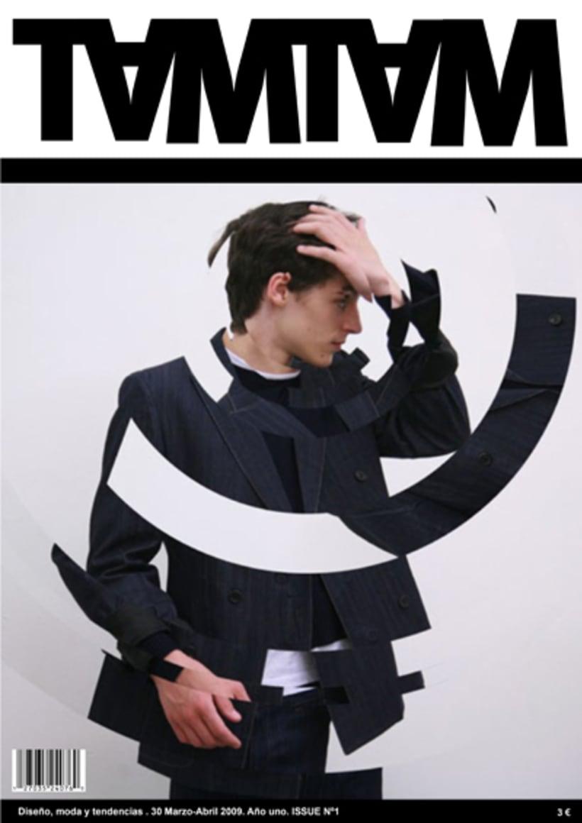 Revista TAM-TAM 1