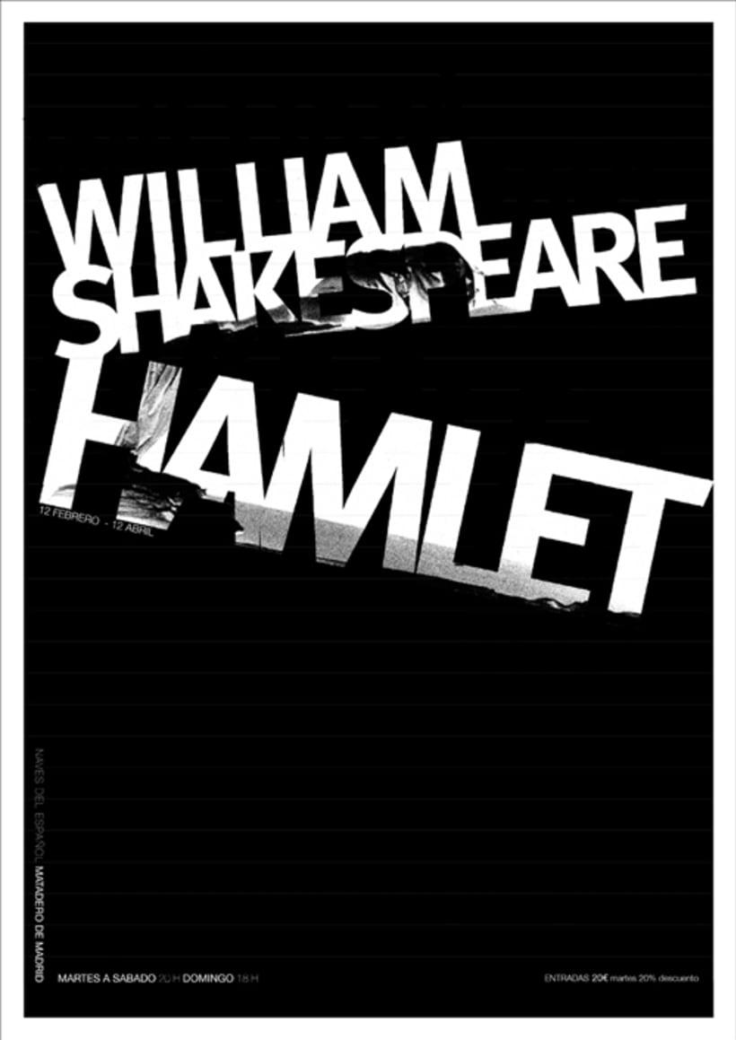 Carteles Hamlet 2