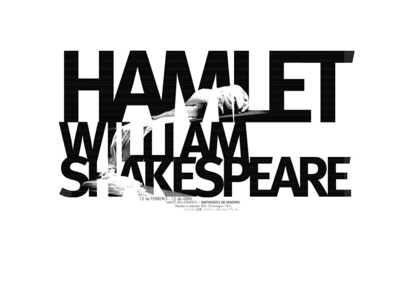 Carteles Hamlet 1