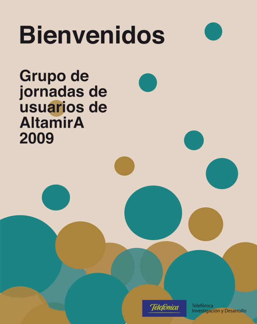 Cartel Altamira 1