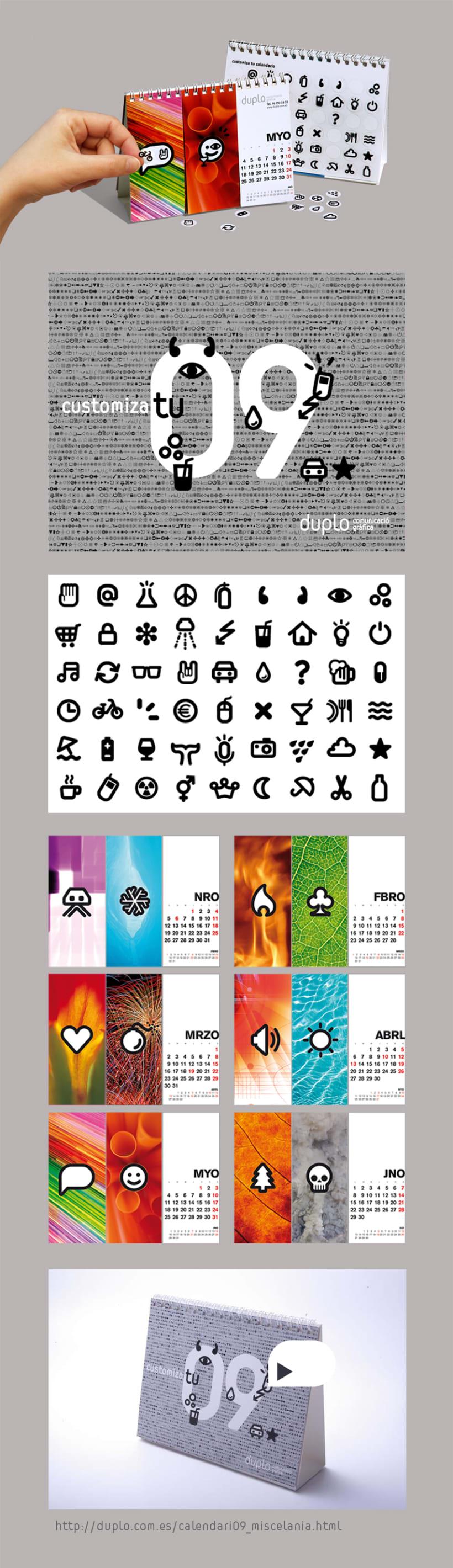 Calendario 2009 2