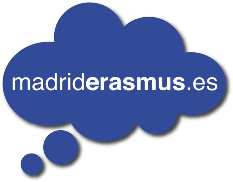 Identidad corporativa para madriderasmus.es 1