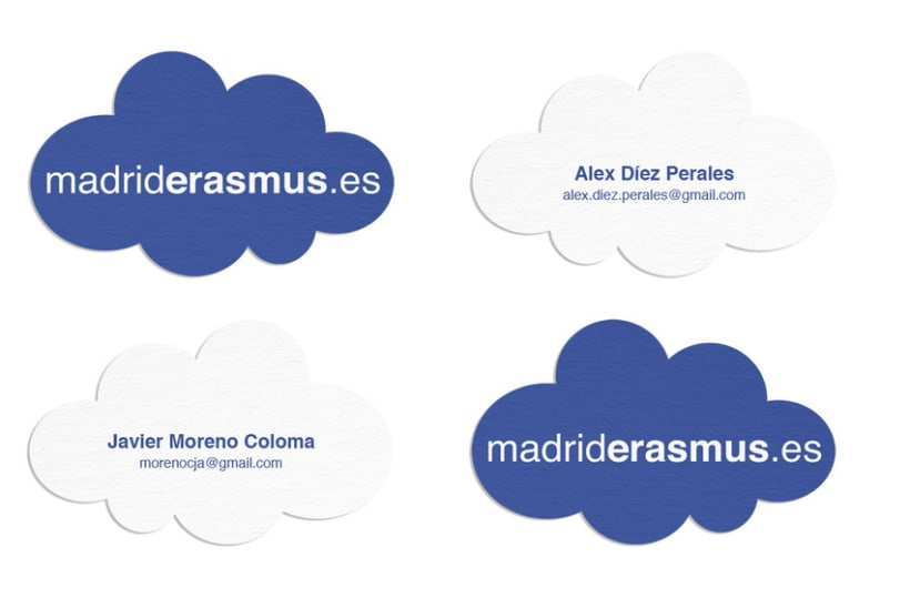 Identidad corporativa para madriderasmus.es 2