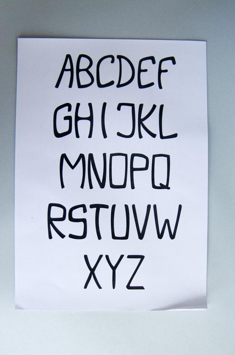 Tipografia personal 1