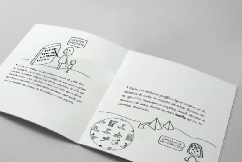 Proyecto fin de ciclo: Un libro 4