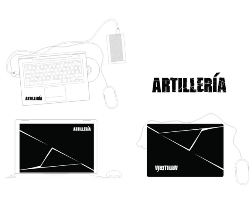 Artillería 3