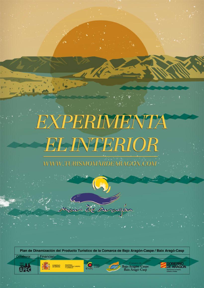 Dinamización Turística Comarca Bajo Aragón caspe 6