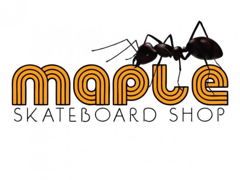 Tienda Online Maple Skateboard 18