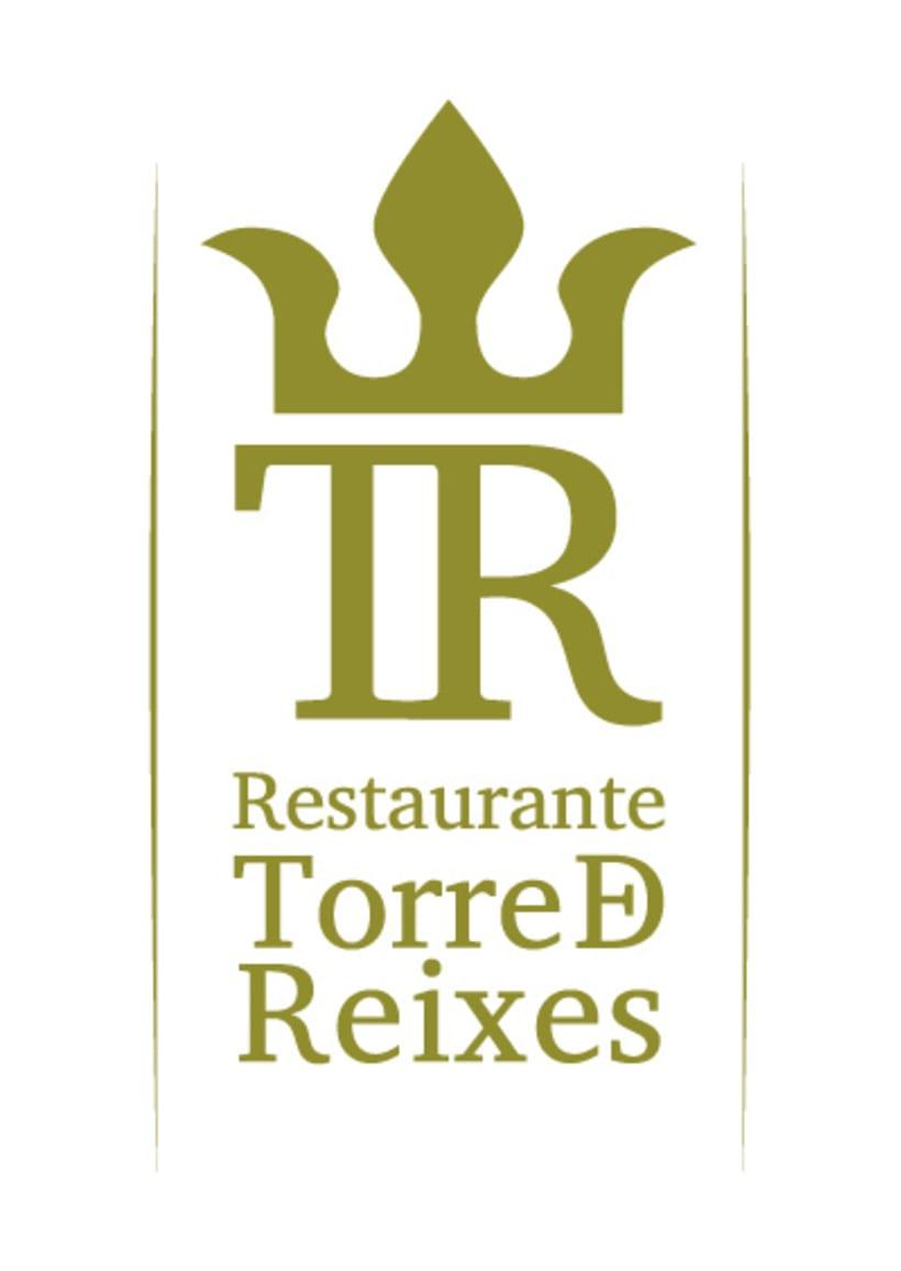 Restaurante Torre de Reixes Imagen Corporativa  1