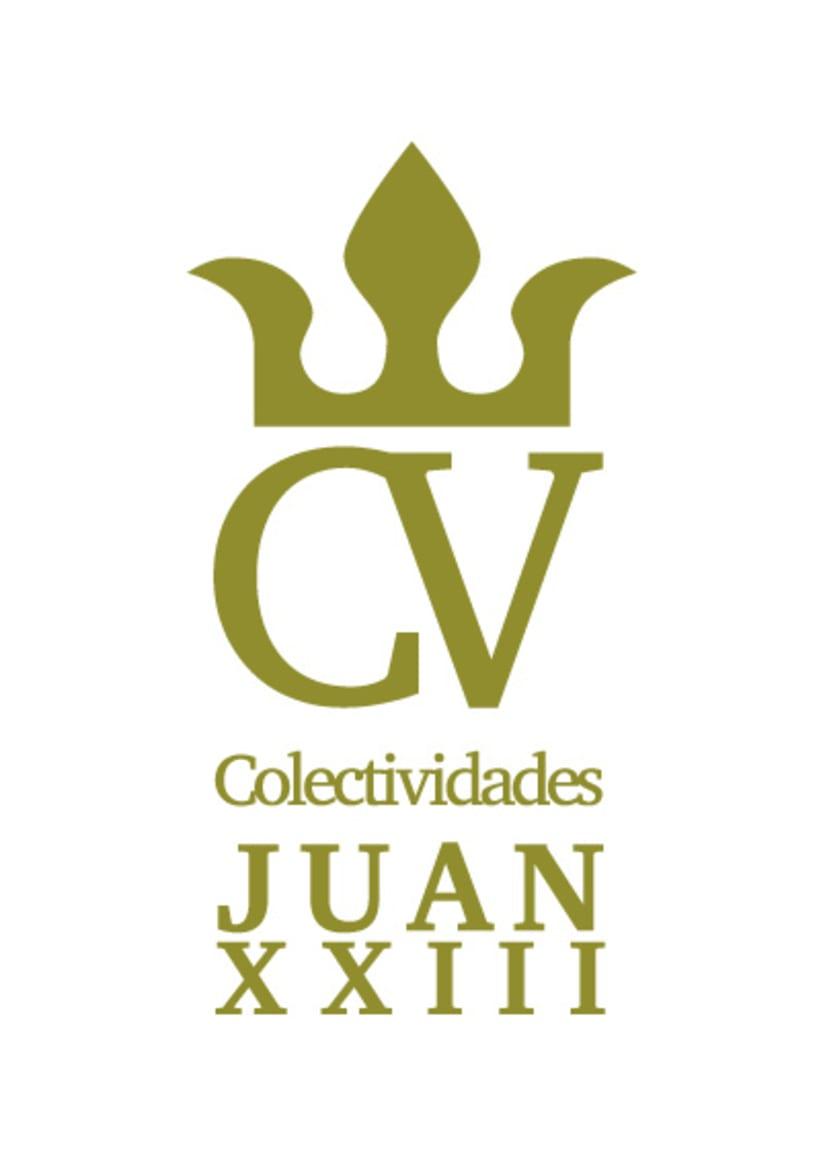 Colectividades Juan XXIII Imagen Corporativa  1