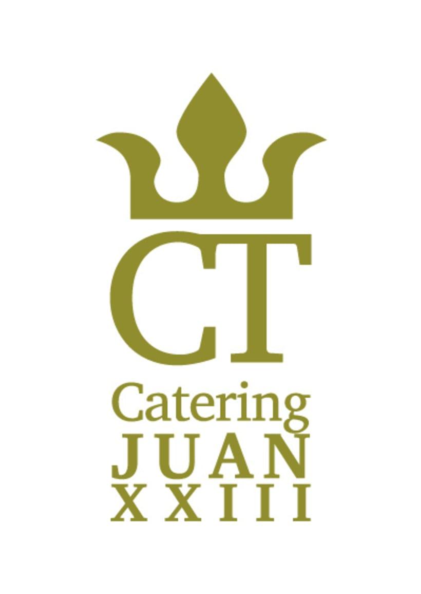 Catering Juan XXIII Imagen Corporativa  1