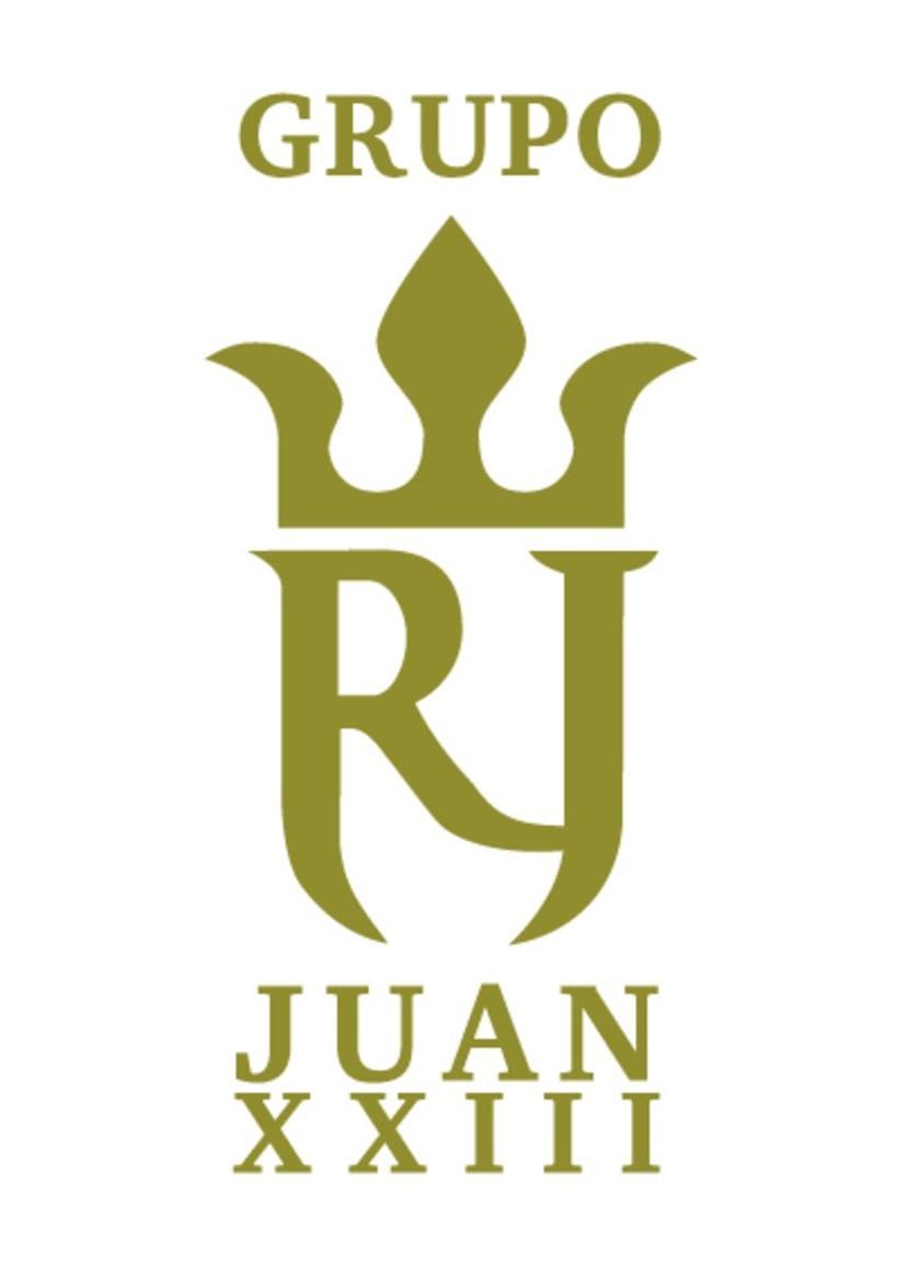 Grupo Juan XXIII Imagen Corporativa  1