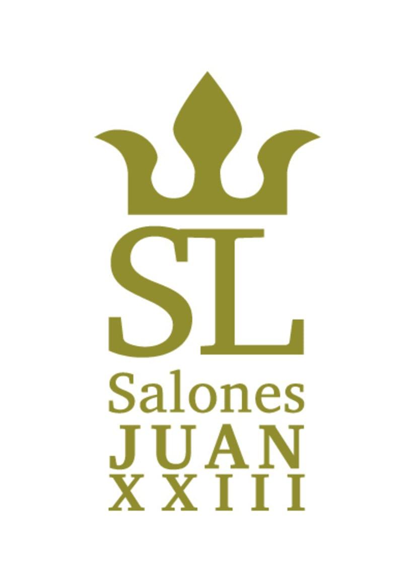 Salones Juan XXIII Imagen Corporativa  1