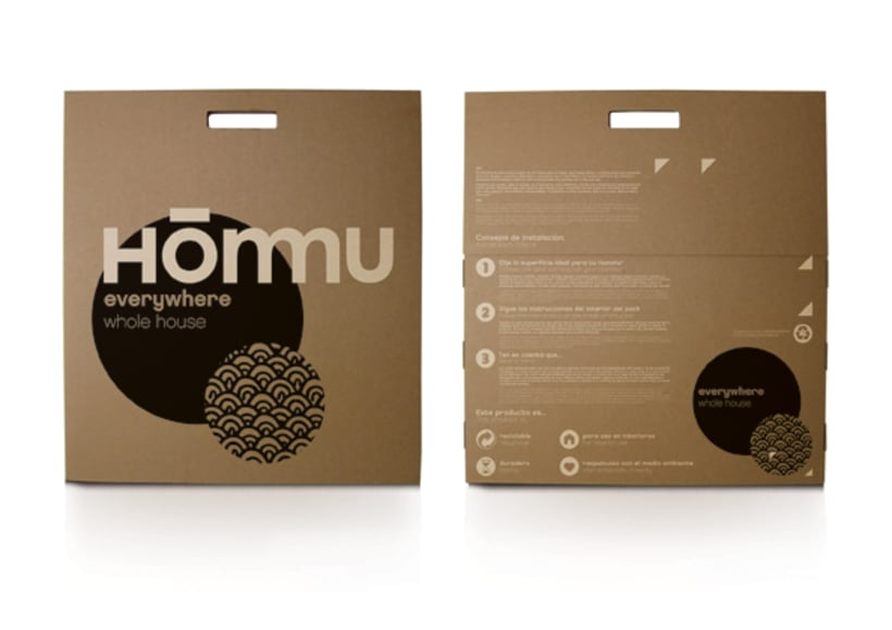 Packaging Hommu 3