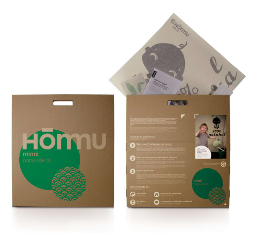 Packaging Hommu 6