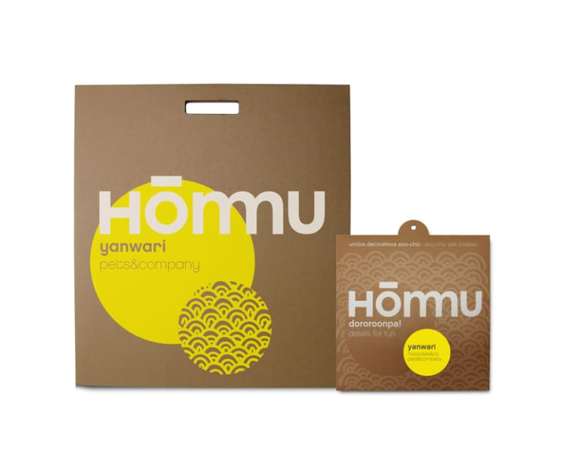 Packaging Hommu 7