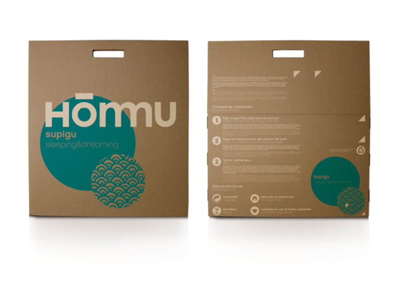 Packaging Hommu 5