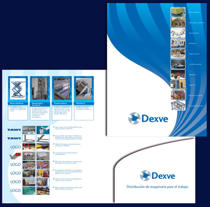 Diseño de imagen corporativa  y website 8