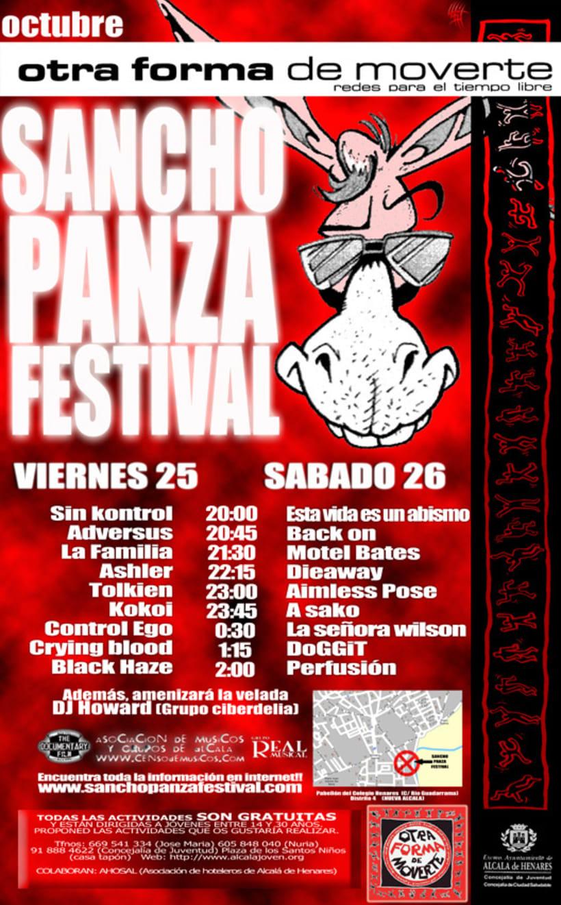 Sancho Panza Festival 3