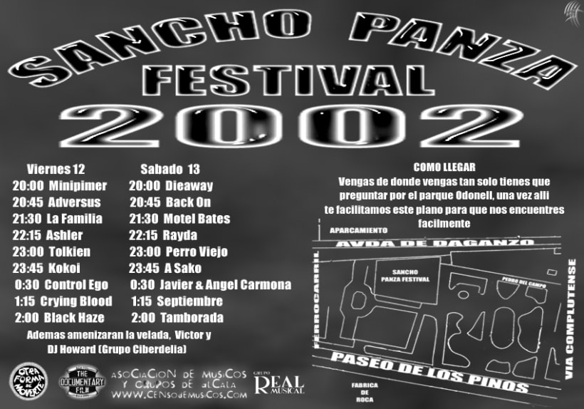 Sancho Panza Festival 5