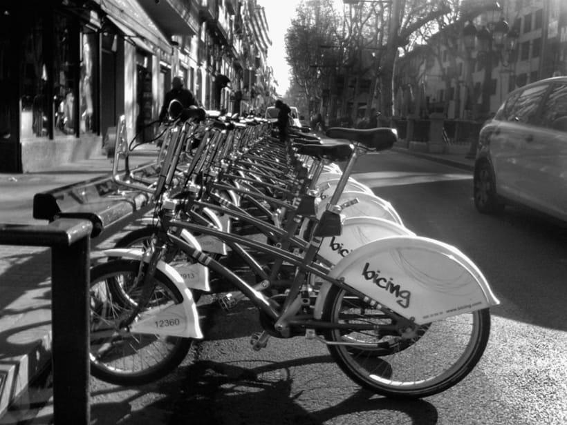 Barcelona    Blanco y Negro 15