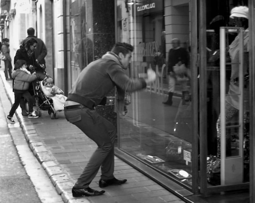 Barcelona    Blanco y Negro 14