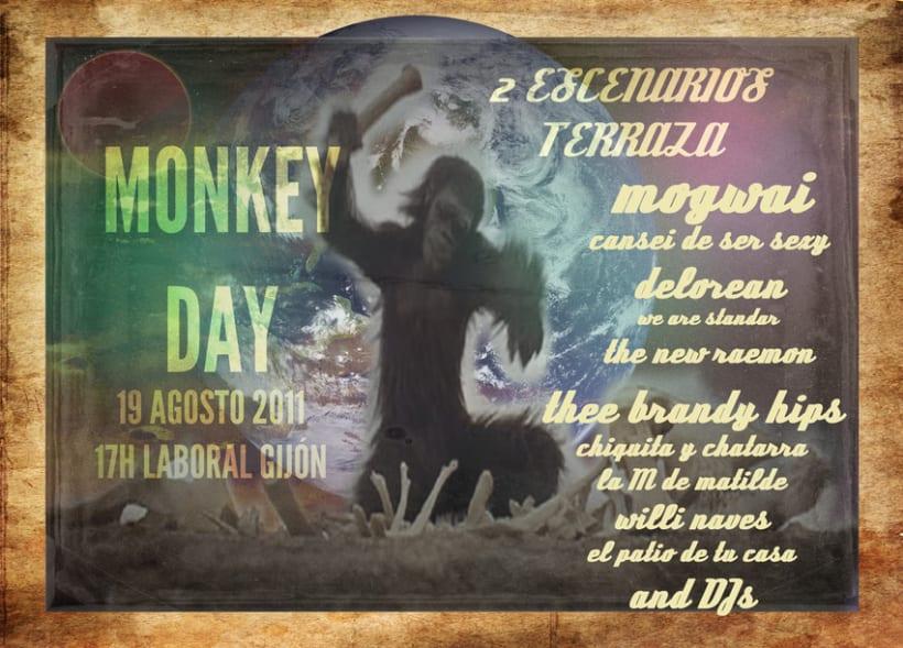Monkey day 1