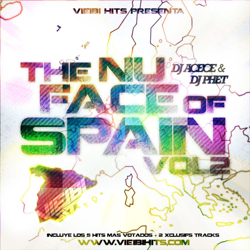 NU FACE OF SPAIN VOL.2 2