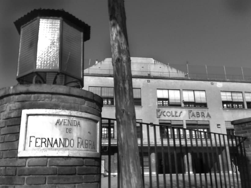 Barcelona    Blanco y Negro 8
