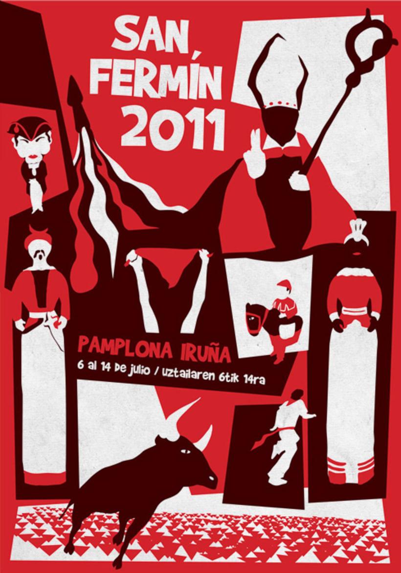 San Fermín 2011 1