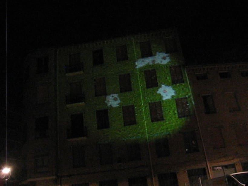 Monumental Mapping Projection @ 5º Asalto 7