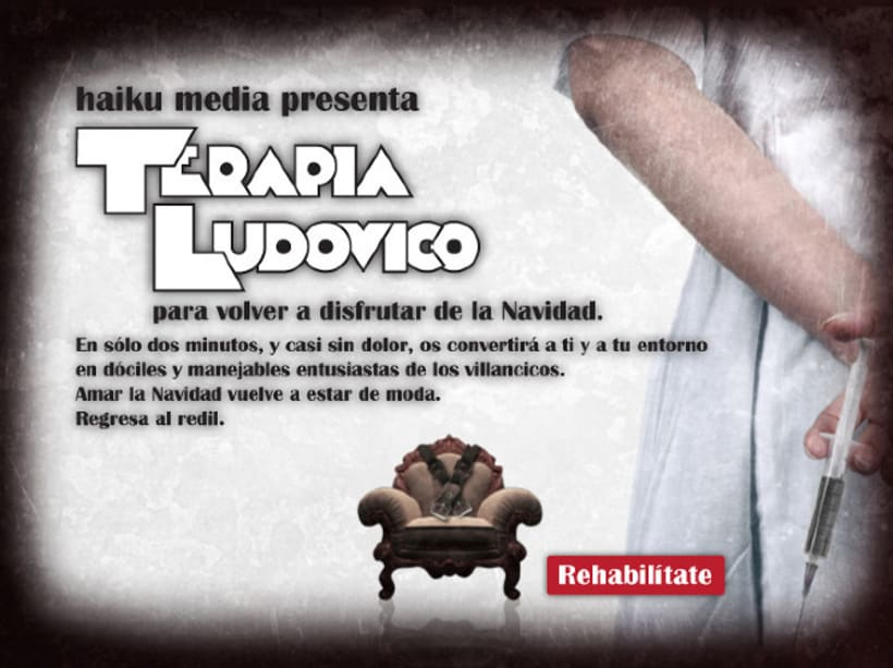 La Terapia Ludovico (app facebook) 1