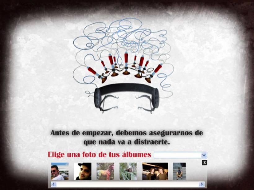 La Terapia Ludovico (app facebook) 2