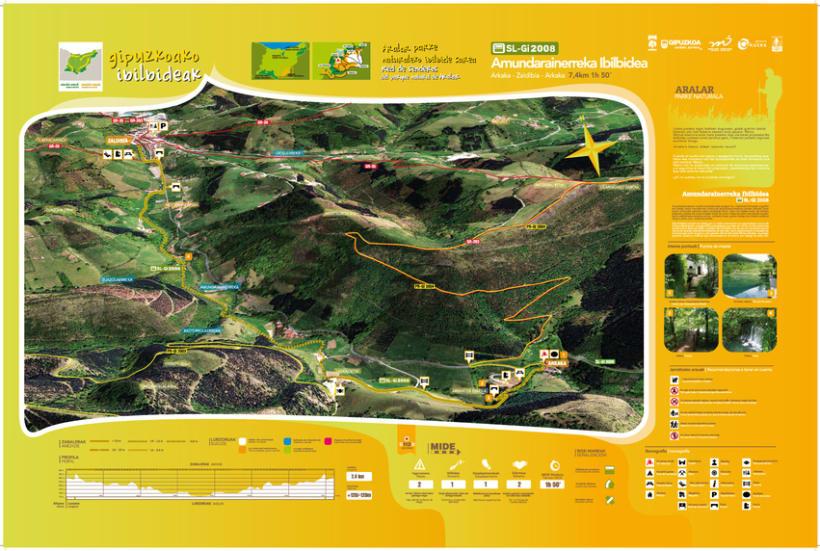 mapas de senderos 1