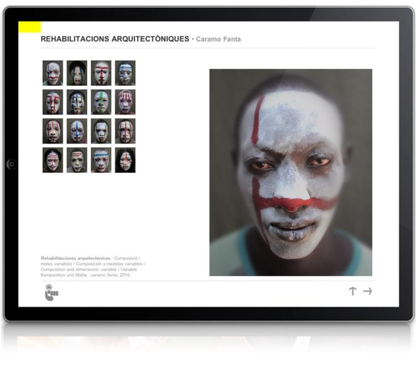 Catálogo digital para Es Baluard 3